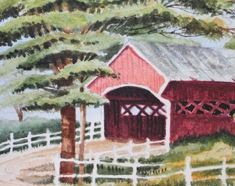 Ring's Covered Bridge
