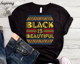 Black Is Beautiful T-Shirt 2e0f5ff3bb880