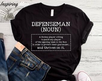 Defenseman Definition T-Shirt 6c4f7d5858