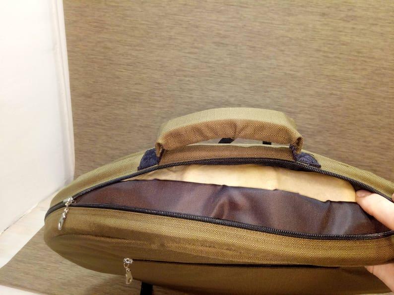 Shaman drum case backpack protective bag waterproof travel bag carrying bag