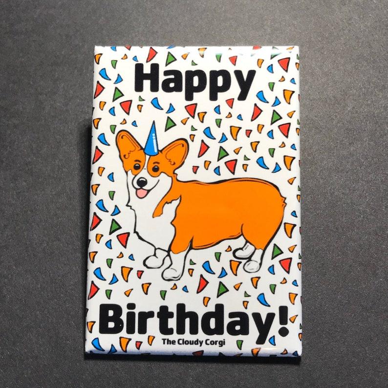 Australian Kelpie Magnet Handmade Dog Gifts Accessories and Kitchen Home Decor
