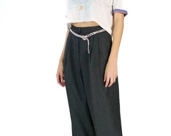 Found Vintage Valentino Boutique Pleated Pant Trousers