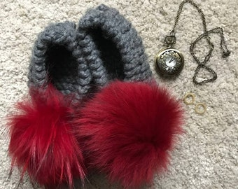 Super soft and cozy slippers