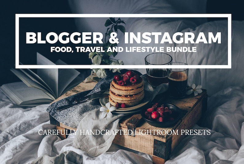 Instagram Lightroom Presets Desktop, Food Presets, Matte Lightroom Moody  Presets, Lightroom Presets food, Dark Moody Presets, Blogger preset
