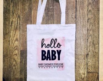 Tote bag custom shopping bag mistress