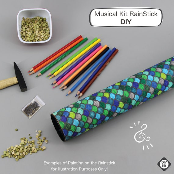 Music in Motion: CACTUS RAINSTICK Mini | 570x570