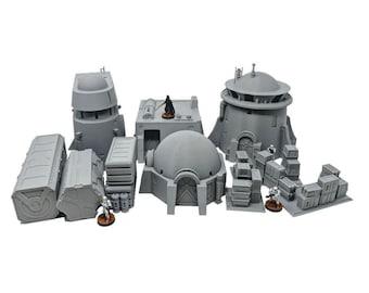 Desert Standard Bundle / Imperial Terrain Licensed On-Line Printer / Print to Order