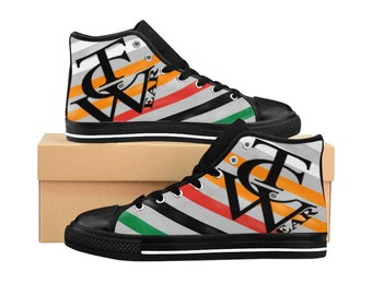 The Colors - TCWear by TCrazy - Men's High Sneakers