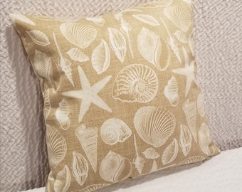 Seashell Pillow Case