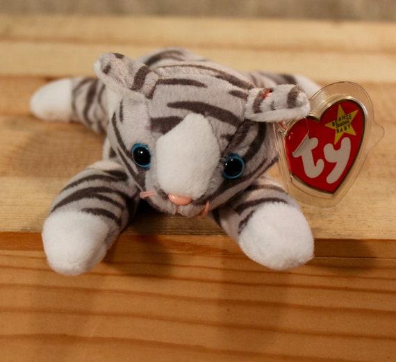 Ty Beanie Babies Prance the kitten. 1997  27ae1429199e