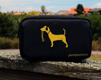Pooch Pouch Dog Walking Bag and Treat Bag