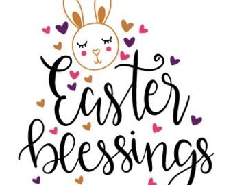 Easter Blessings Onesie