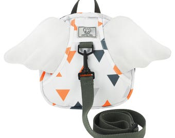 Little Angel Toddler Safety Harness Backpack  934ac2ebcea39