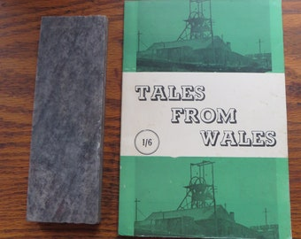 Tales From Wales Cardiff Priory Press