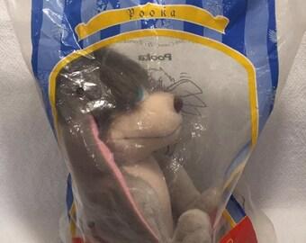 Pooka Dog plush Anastasia 1997 20th century fox toy