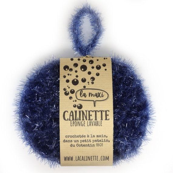 """The maxi washable """"la Calinette"""" blue"""
