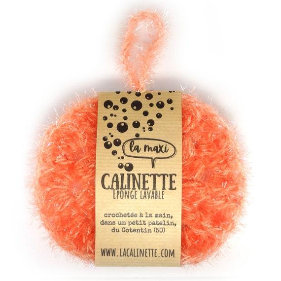 """The Maxi washable """"la Calinette"""" coral"""
