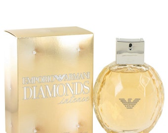 942f5290ce Emporio Armani Diamonds Intense by Giorgio Armani 3.4 oz Eau De Parfum  Spray for