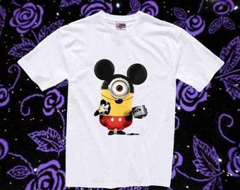 Minion T Shirt Etsy