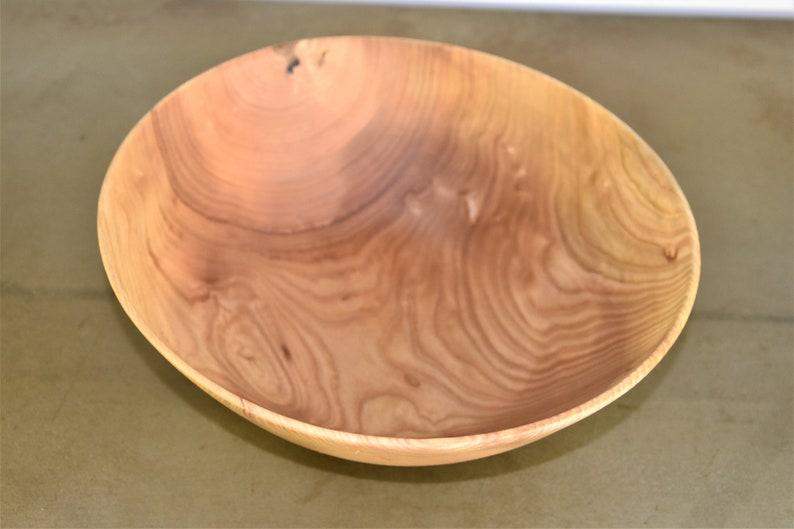 Saladier en bois de frêne - Pièce unique