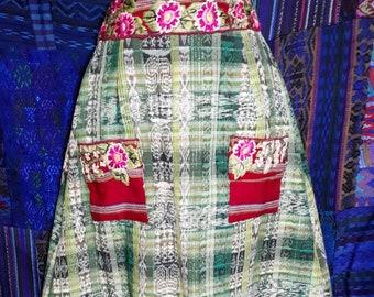 Huipil Skirt  Small
