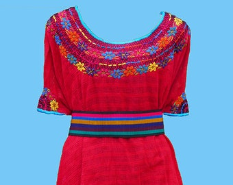 Huipil - WH055 - Belt Not Included