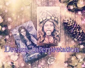 Dream Interpretation, divination tools dream tarot dreams, video tarot reading tarot deck reading oracle reading oracle dream interpretation