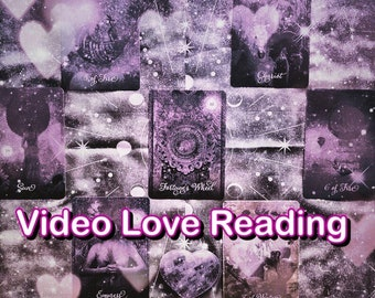 Tarot Reading Love, Psychic Love video Tarot psychic video Reading, Love Oracle cards Messages Love Tarot psychic reader is he the one tarot