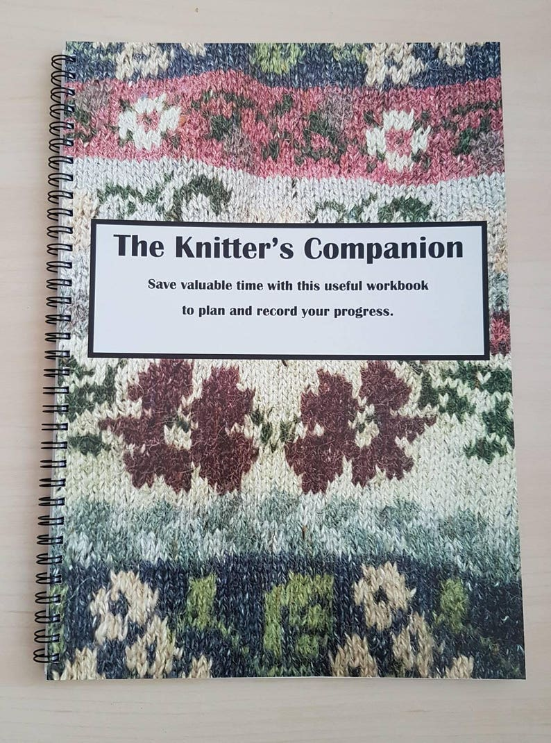 The Knitter's Companion. image 0