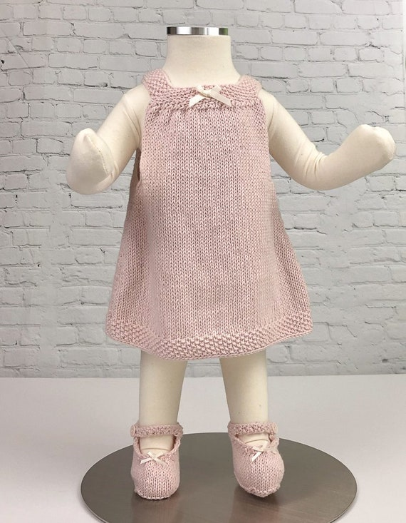 Newborn  knit Girl  Romper,Photo Prop baby knit ruffle Outfit,Baby shower
