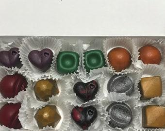 Assorted Chocolates - Chocolate Truffles - Handmade
