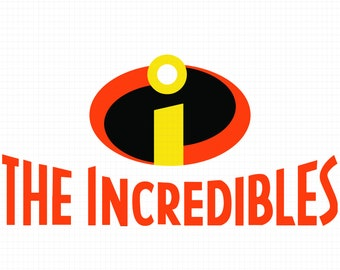 The Incredibles Svg, Flash Cutfiles, The Incredibles Svg, Dxf, Eps & Png Clipart, The Incredibles Characters Cut Files for Cricut,Silhouette