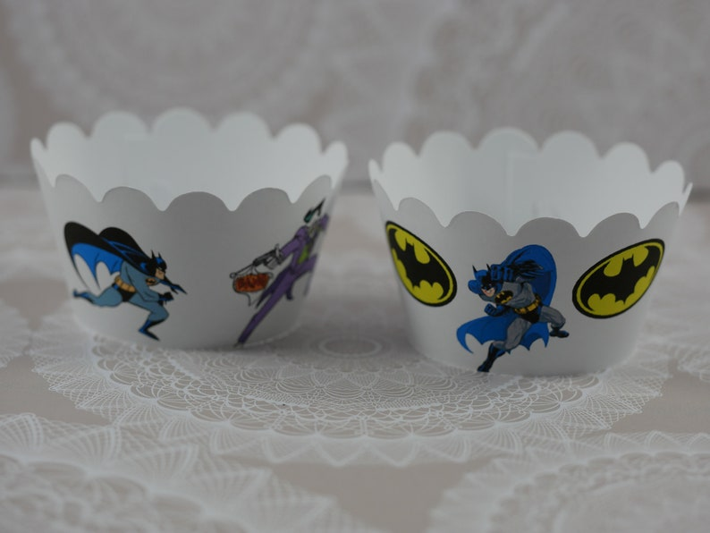 Batman Party Birthday Decorations And