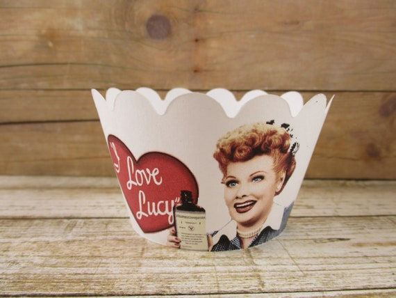 I Love Lucy I Love Lucy Birthday Decorations I Love Lucy Etsy