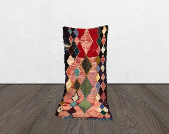 4x9 vintage morocco rug, large moroccan rug, vintage berber rug, morrocan berber rug.