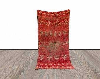 4x8 ft Moroccan Berber area rug!