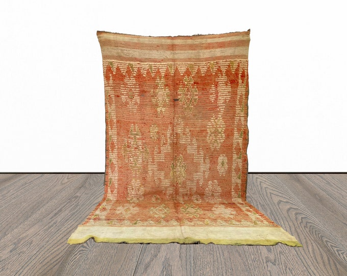 6x10 ft large Berber Moroccan area rug!