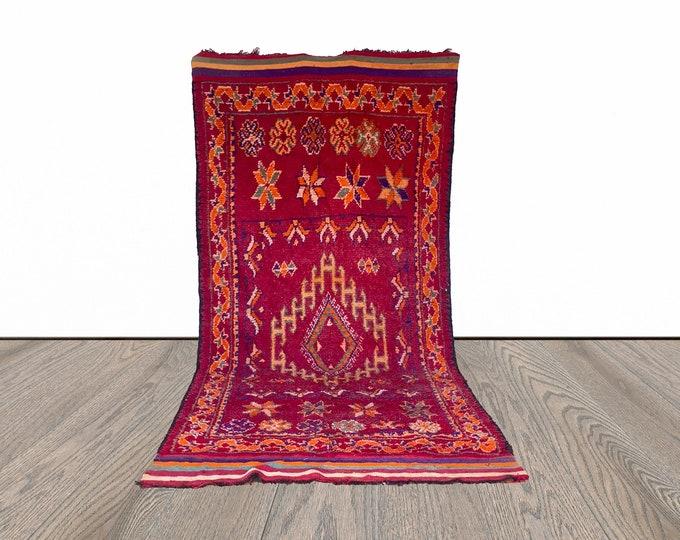 Berber large Moroccan rug 6x13 ft!