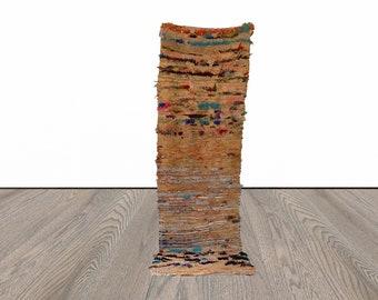 2x9 ft narrow Moroccan runner rug!