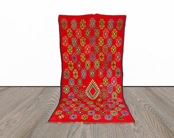 6x13 ft large colorful Moroccan rug!