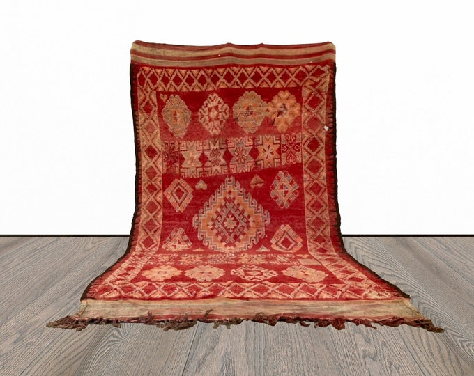 6x12 ft large Berber Moroccan rug!
