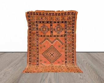 3x6 ft Berber Moroccan vintage rug!