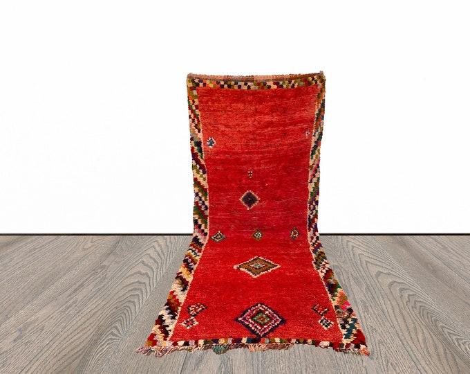5x11 ft large vintage Moroccan rug!
