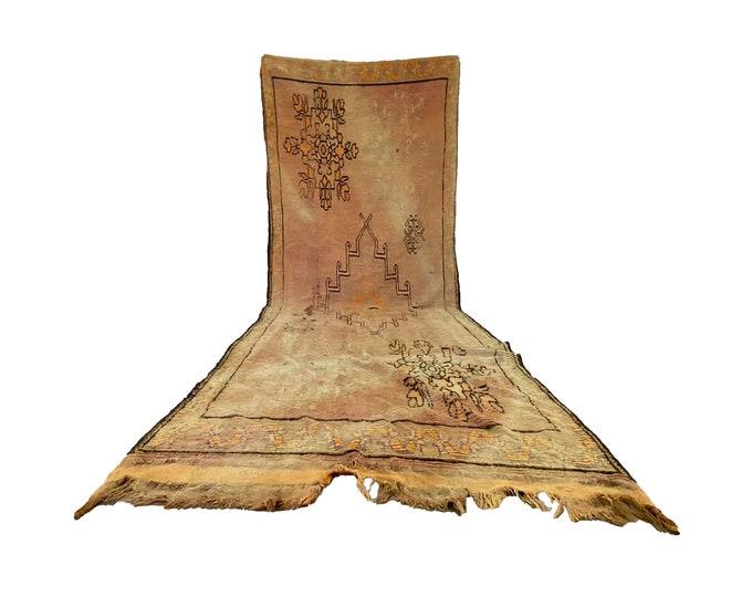 4x12 ft large Berber Moroccan rug!