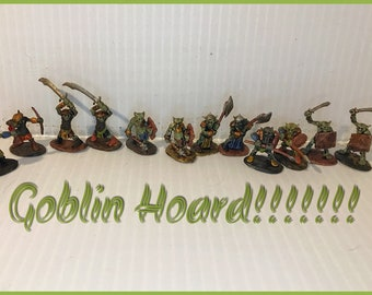 Just Another Goblin Hoard!!!!!!