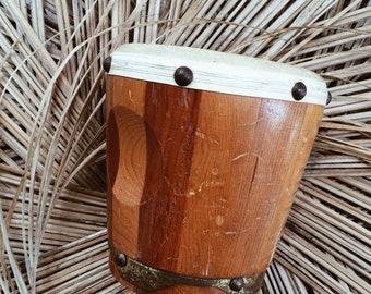Vintage lap drum
