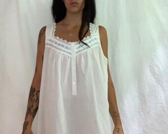 Vintage sleep dress