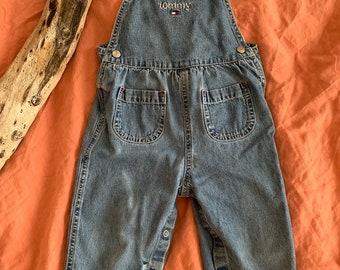 Tommy hilfigure overalls