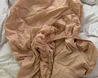 Vintage crib sheet