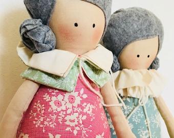Copy Twin Dolls